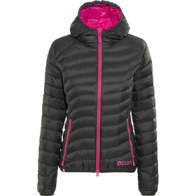 Ocun Tsunami Jacket Damen brown/pink